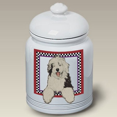 Old English Sheepdog - Best of Breed Dog Treat
