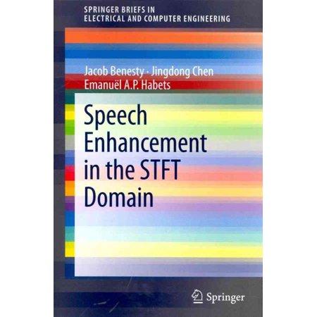 Speech Enhancement In The Stft Domain