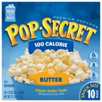 Product Image Pop Secret 100 Calorie Er Microwave Popcorn 1 12 Oz 10 Count