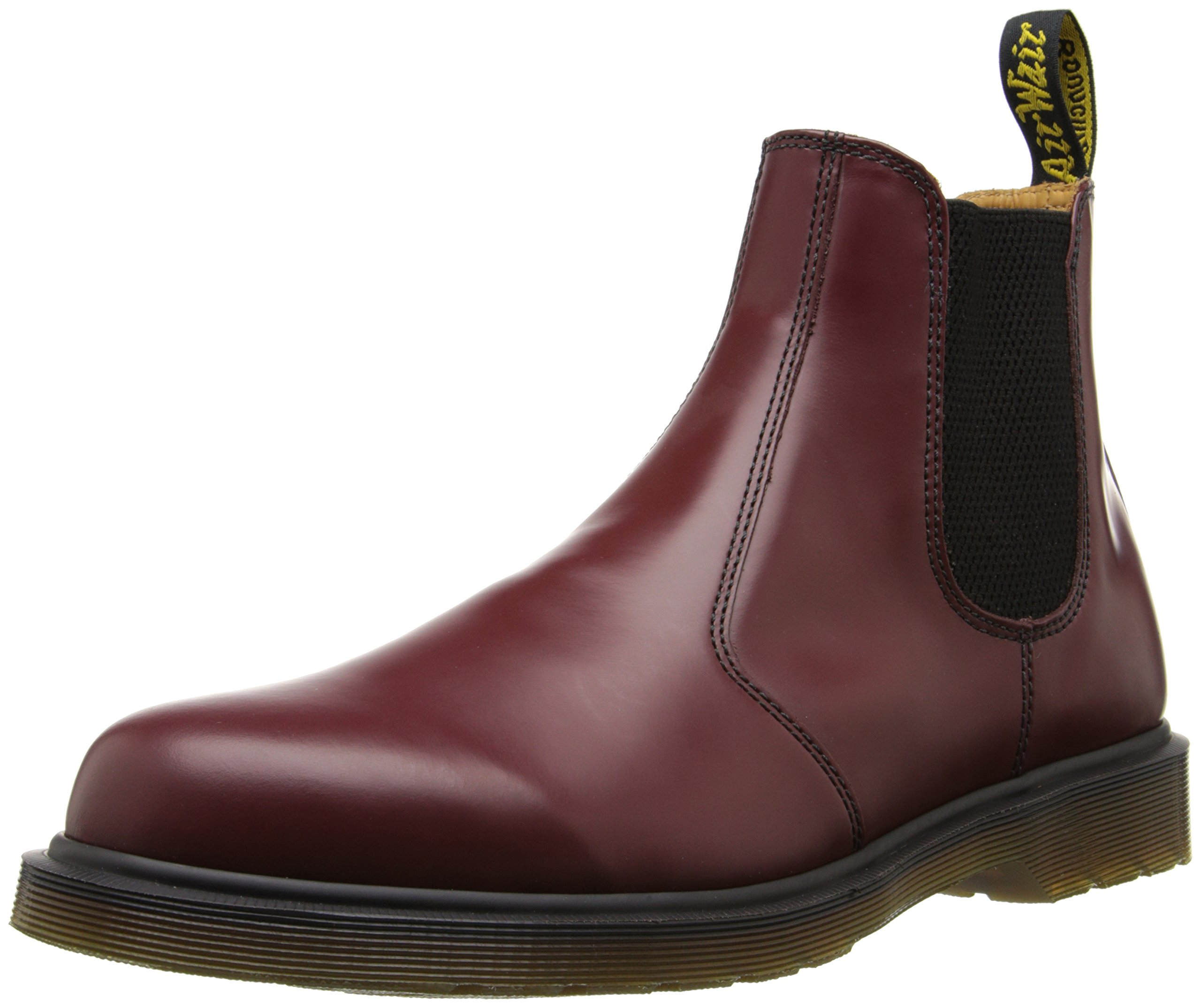 Dr. Martens 11853600 : 2976 Chelsea Boot,Cherry Red Smooth (5 UK Women's 7 Men's 6 M US, Cherry Red Smooth) by Dr. Martens