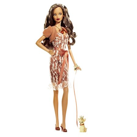 Barbie African American Birthstone Beauty Doll, November ()
