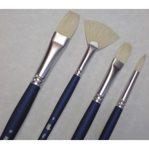 Princeton Artist Brush Synthetic Bristle Flat Brush