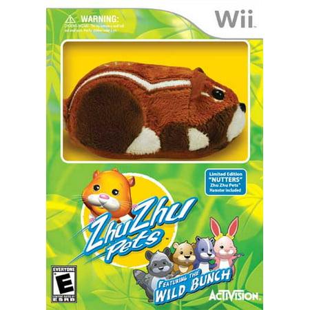 Zhu Zhu Pets: Wild Bunch (Wii) (Breath Of The Wild Review Wii U)