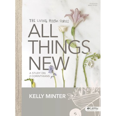 All Things New - Bible Study Book : A Study on 2 Corinthians - Thing 1 And Thing 2 Iron On