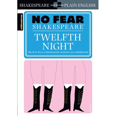 Twelfth Night (No Fear Shakespeare) (Paperback)](The Fear 2 Halloween Night Review)