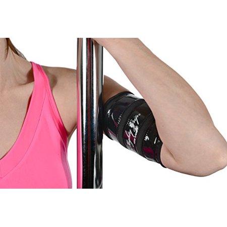 Mighty Grip Upper Arm Protector-Black-Small - image 1 de 3
