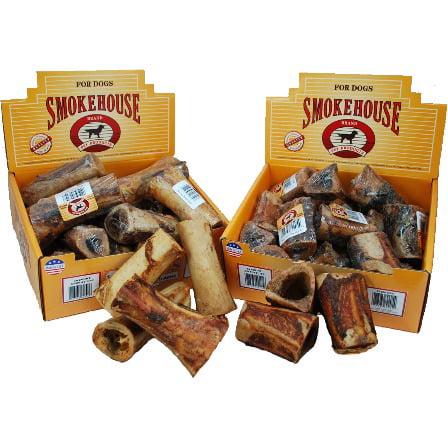 Smokehouse Pet Products Round Bones Dog Treat, 7