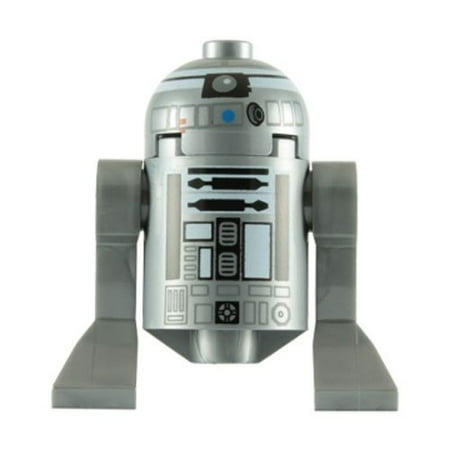 Lego R2 Q2 Astromech Droid   Star Wars Minifigure