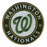Washington Nationals 2018 Memorial Day USMC Logo Patch - No Size