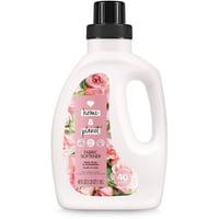 Love Home and Planet Fabric Softener Rose Petal & Murumuru 40 oz