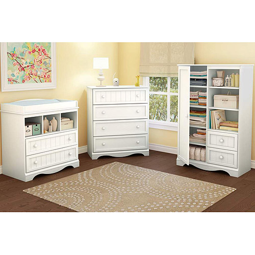 South shore savannah nursery and kids bedroom furniture collection for South shore bedroom set walmart
