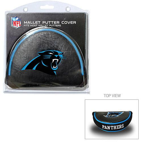 Team Golf NFL Carolina Panthers Golf Mallet Putter Cover