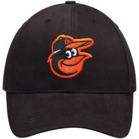Baltimore Orioles Fan Favorite Basic Adjustable Hat - Black - OSFA