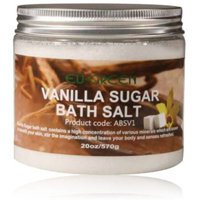 Royal Massage Natural Sea Salt Mineral Massage Scrubbing Salts (80g packets x 10), Milk