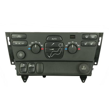 2008 OEM Volvo 60 Series AC Climate Control Panel Part Number 30782504 - Refurbished