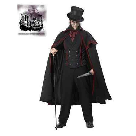 Men's Jack the Ripper Costume