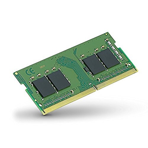 Kingston Memory KVR21S15S8/8 8GB DDR4 2133 SODIMM Single Rank x8 Retail