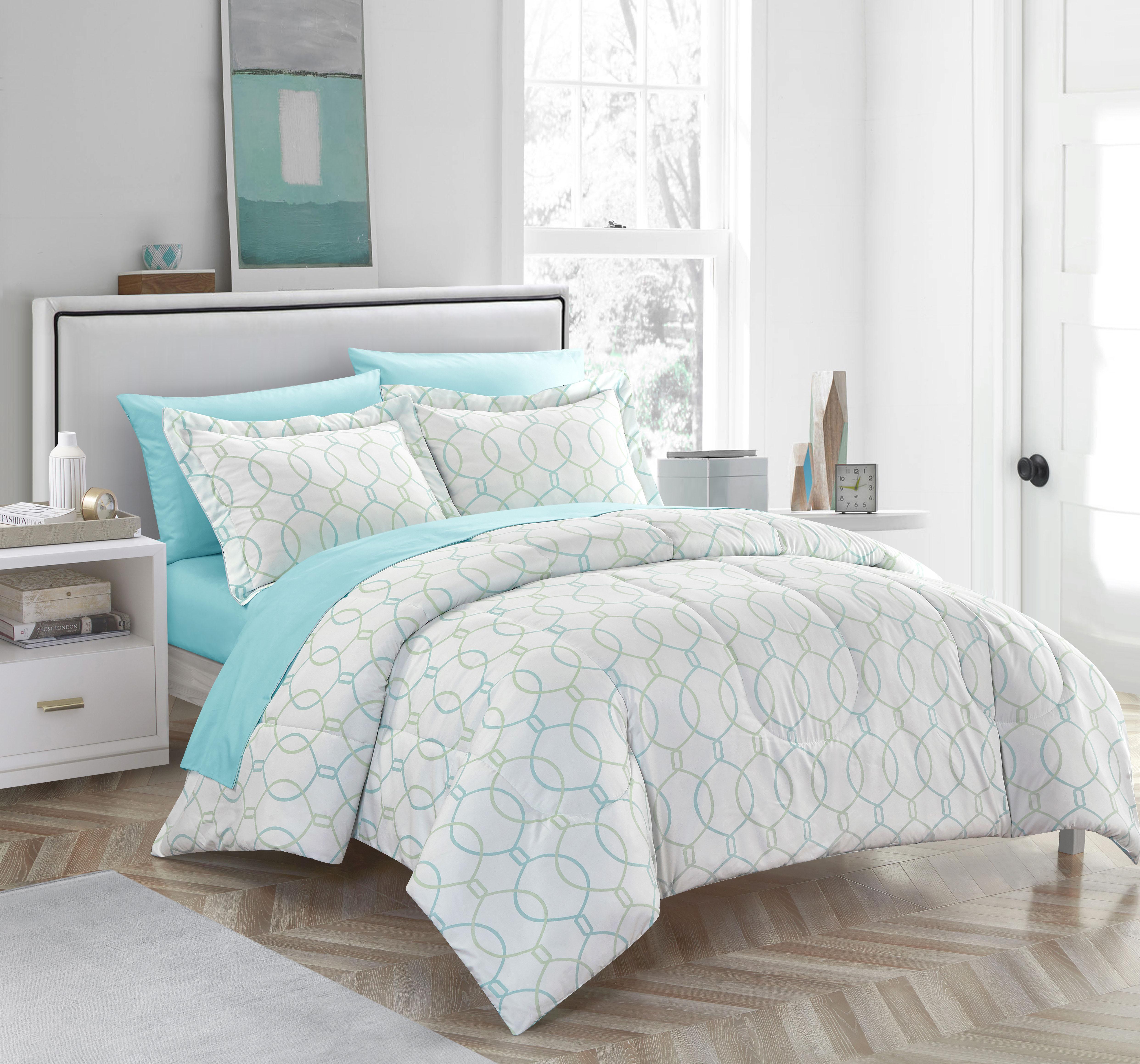 Nanshing Monarch 7-Piece Comforter Set