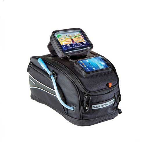 Nelson-Rigg GPS 2014 Magnetic Mount Tank Bag Black