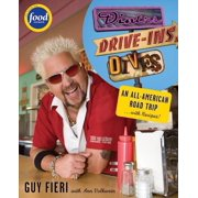 Food Network: Diners, Drive-Ins and Dives: An All-American Road Trip...with Recipes! (Paperback)