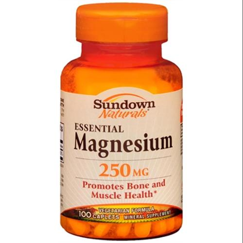 Magnesium caplets