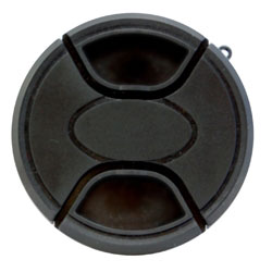 ProMaster 40.5mm Lens Cap with Center Activated Locking System