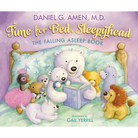 Time for Bed, Sleepyhead : The Falling Asleep