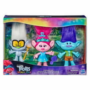 Trolls World Tour, 3-piece Doll Set