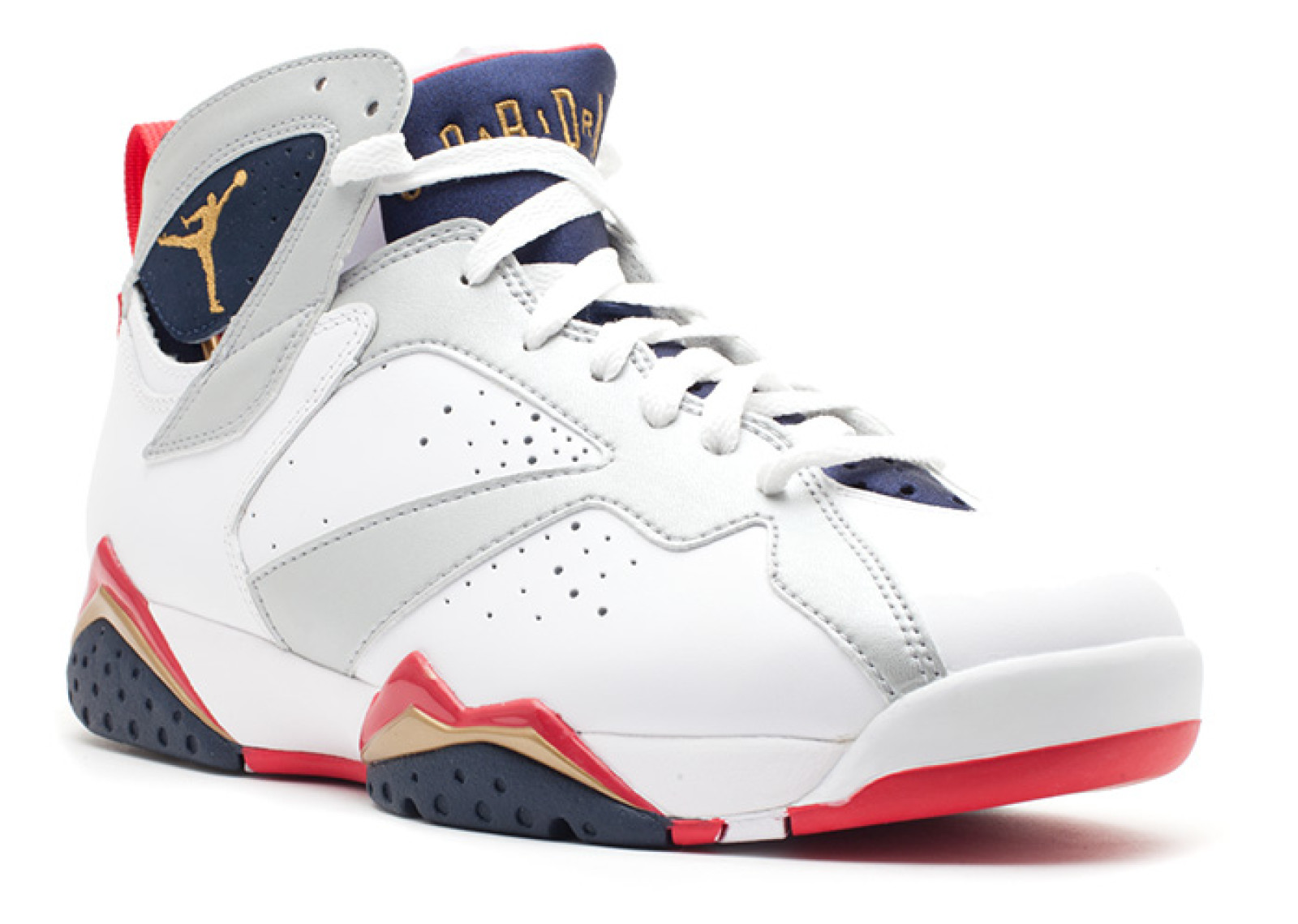 d8231bb410f7 Air Jordan - Men - Air Jordan 7 Retro  Olympic 2012 Release  - 304775-135 -  Size 11.5