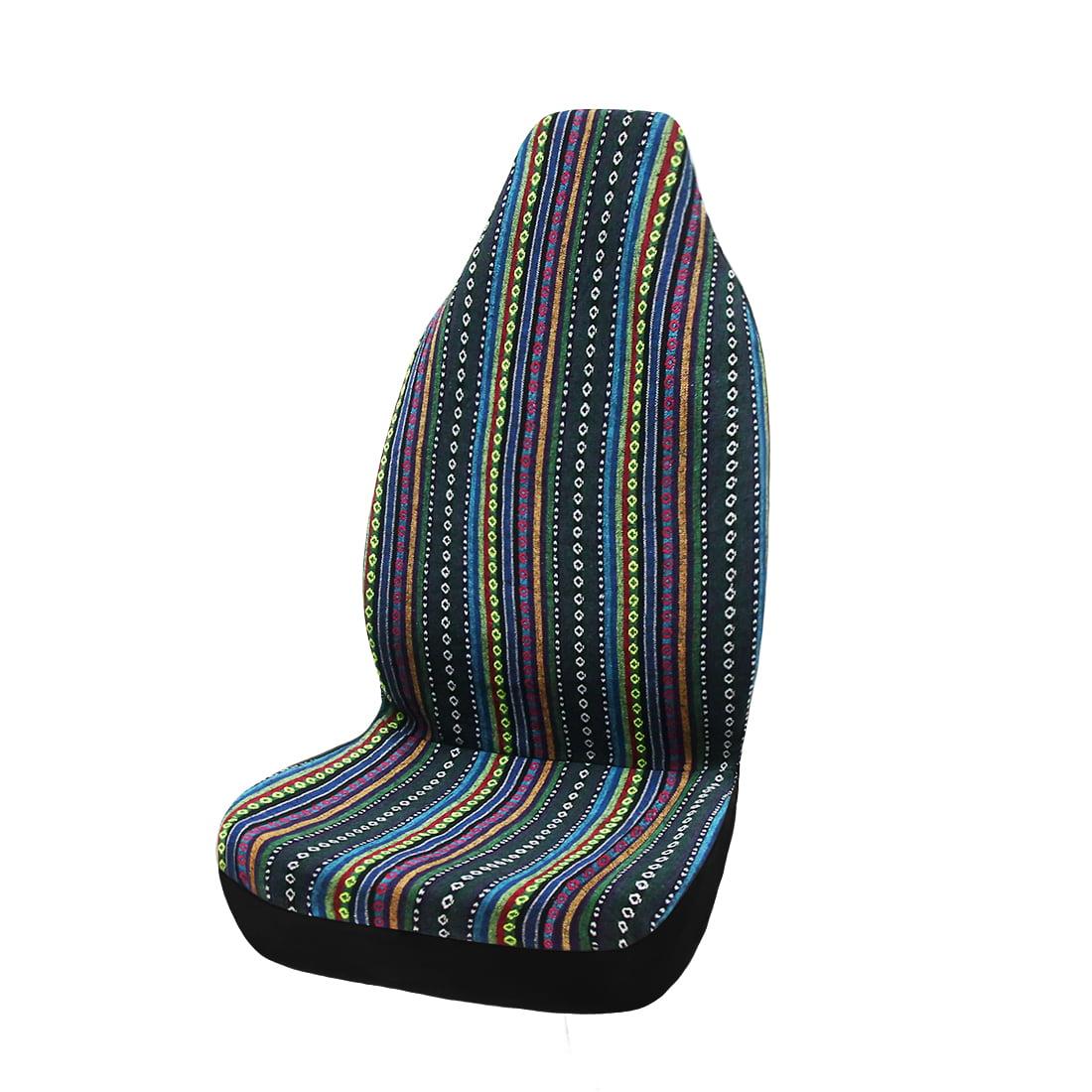 2 pcs Baja Blanket Universal Bucket Seat Cover For Car Truck SUV