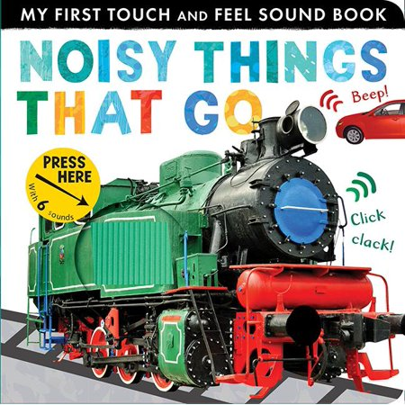 NOISY THINGS GO MY 1ST T&F SOUND BK (Going To The Dentist For The First Time)