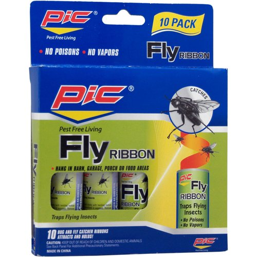 PIC 10pk Fly Ribbon