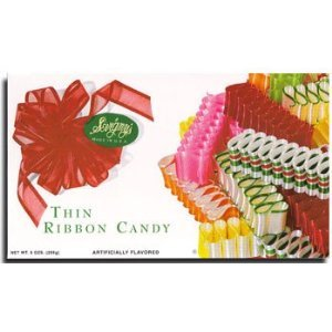 Christmas Holiday Ribbon Candy 20 - Xmas Candy