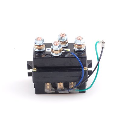 Solenoid Relay Contactor Switch Albright Equiv 500A For Winch