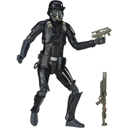 Star Wars The Black Series Rogue One Imperial Death Trooper - Star Wars Arf Trooper