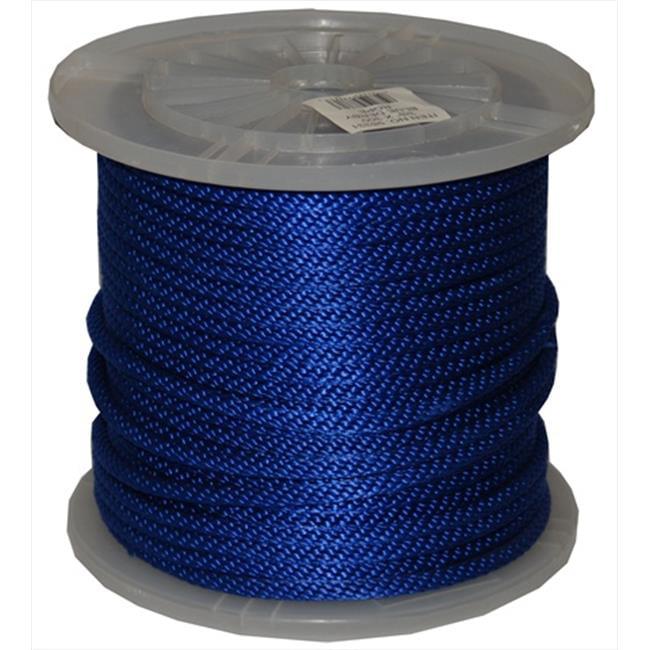 T. W.  Evans Cordage Solid Braid Propylene Multifilament Derby Rope