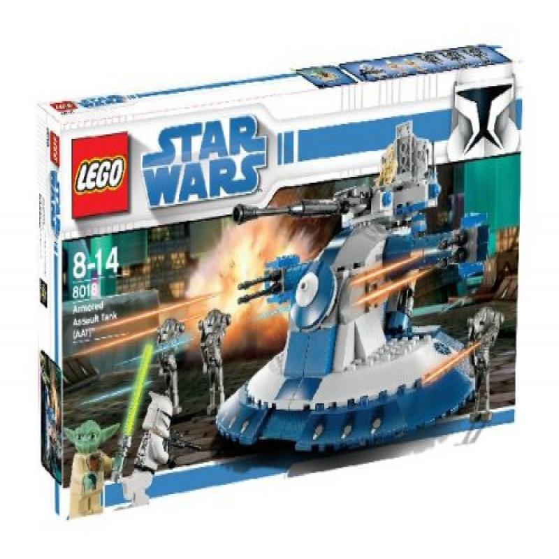 Lego 8018 Star Wars Separatist AAT (407pcs)