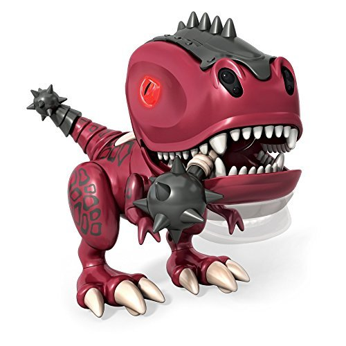 Spin Master Zoomer Chomplingz Red Dinosaur Brute Exclusive