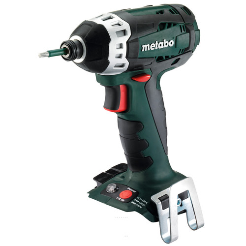 Metabo 602196850 18V 5.2 Ah Cordless Lithium-Ion 1/4 in. Impact Driver (Bare Tool)