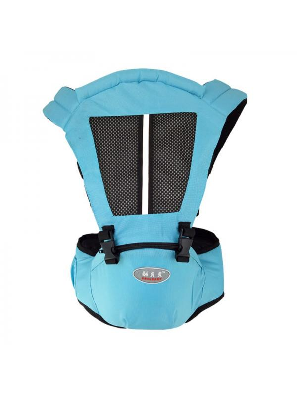 Adjustable Infant Carrier Wrap Sling Backpack Breathable Hip Seat by Fymall