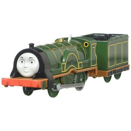 Motorized Emily Engine - Fisher-Price Thomas & Friends TrackMaster Motorized Emily Engine, Great addition to your TrackMaster collection By FisherPrice