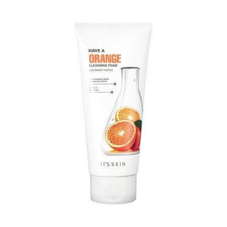 IT'S Skin Have a Orange Cleansing Foam, Brightening, 5.07 - Orange You Glad It's Halloween Amber Brown