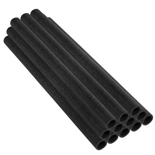 Upper Bounce 37'' x 1'' Trampoline Pole Foam Sleeve (Set of 12)