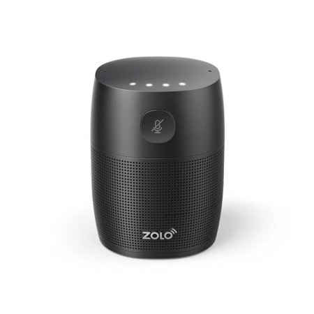 Refurbished Anker Zolo Z6010 Voice Activated Bluetooth Speaker   Google Assistant   Black