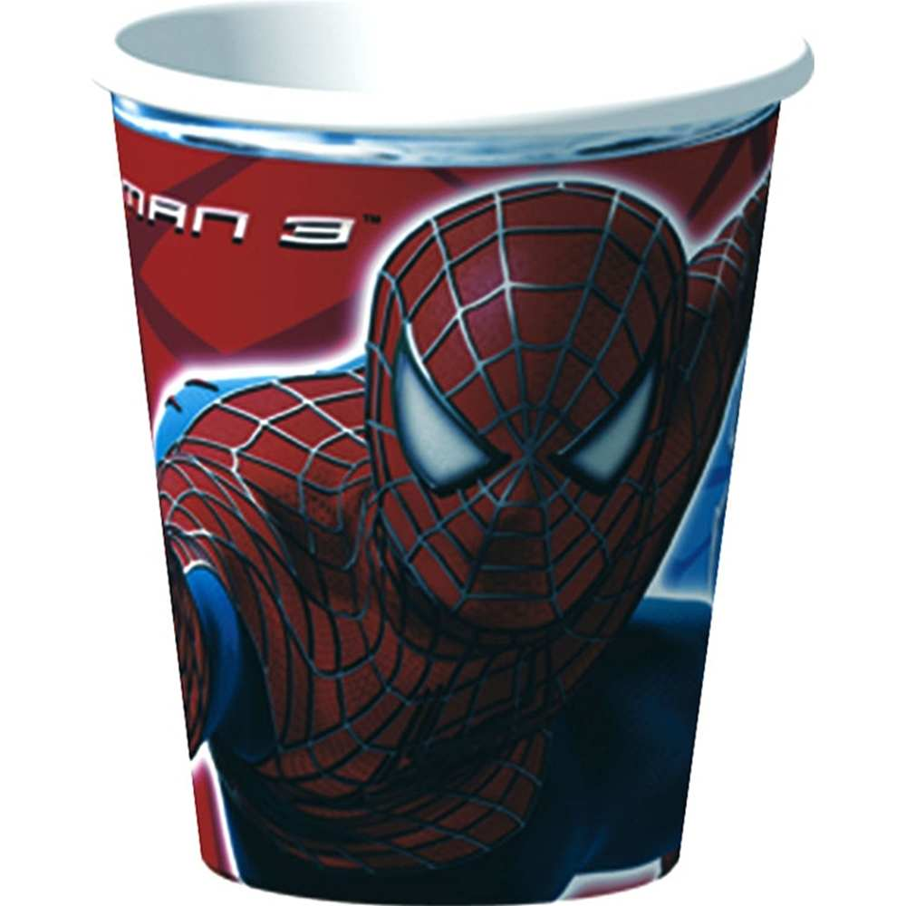 Spider-Man 3 Party Cups