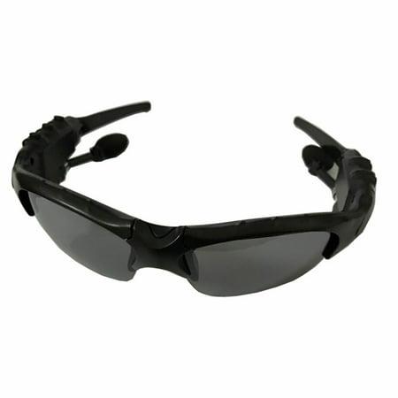 Bluetooth Sunglasses Glasses Wireless Music Sunglasses Outdoor Stereo Headphones Handsfree
