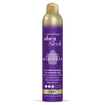 OGX Shea Sleek Humidity Blocking Hairspray