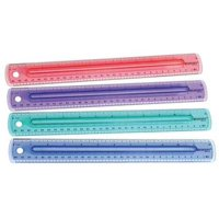 Westcott Finger Grip Ruler, 1.0 CT