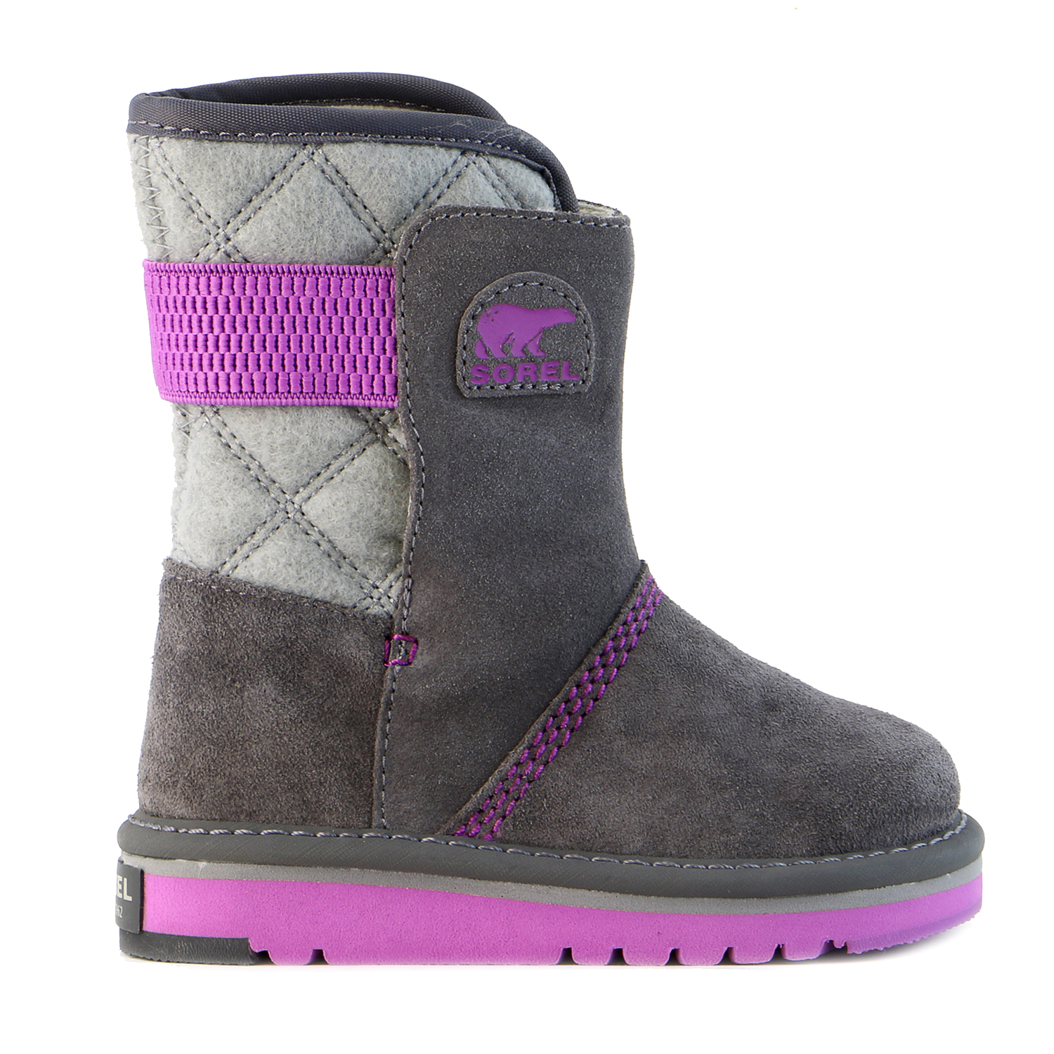 Sorel Campus Boot - Girls Economical, stylish, and eye-catching shoes