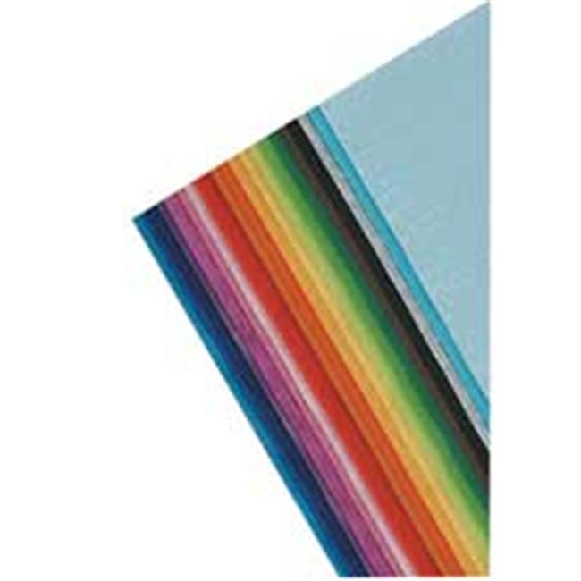 Spectra Art Tissue- 20 Sheets- 20in.x30in.- Cool Assorted